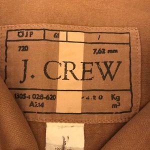 J. CREW Womens Utility Jacket